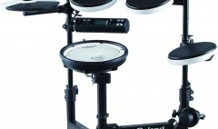 Los Angeles, CA  Roland is proud to announce the TD-4KP V-Drums Portable, a compact, easy-to-transport electronic...