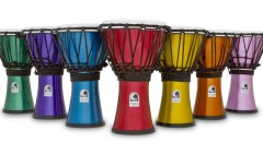 GARFIELD, NJ  Toca Percussion is proud to announce the arrival of Freestyle Colorsound Djembes  the...